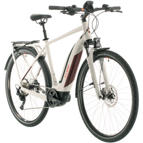 Cube Touring Hybrid Pro 500, grey/red